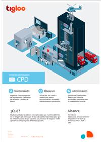 Hoja de Producto Sistemas Gestionados del CPD