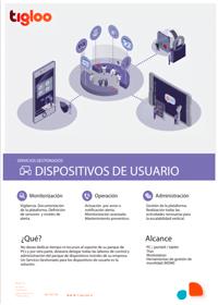 Hoja de Producto Sistemas Gestionados de Dispositivos de usuario