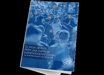 Su hoja de ruta para una empresa eminentemente digital
