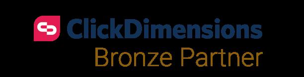 Logo clickdimensions partner